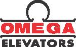 Omega Elevators Logo